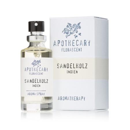 Apothecary Aroma Spray SANDALWOOD (Drzewo sandałowe) 30 ml
