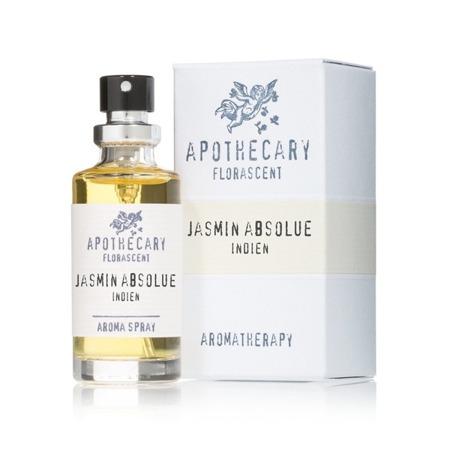 APOTHECARY Spray do aromaterapii JAŚMIN (z olejku absolutnego)