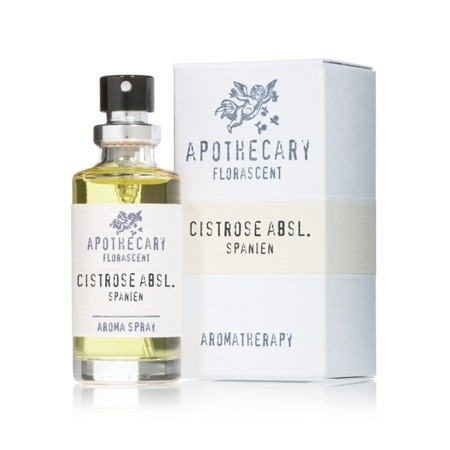 Apothecary Aromatherapy Spray CZYSTEK (z olejku absolutnego) 15 ml