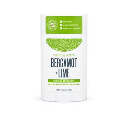 Dezodorant w sztyfcie Bergamotka i limonka 75 g