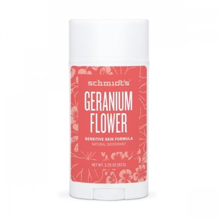 Dezodorant w sztyfcie Geranium Flower sensitive  92 g