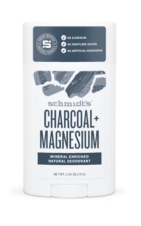 Dezodorant w sztyfcie Węgiel z magnezem