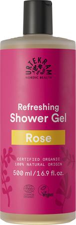 Odświeżający żel pod prysznic z różą 500 ml